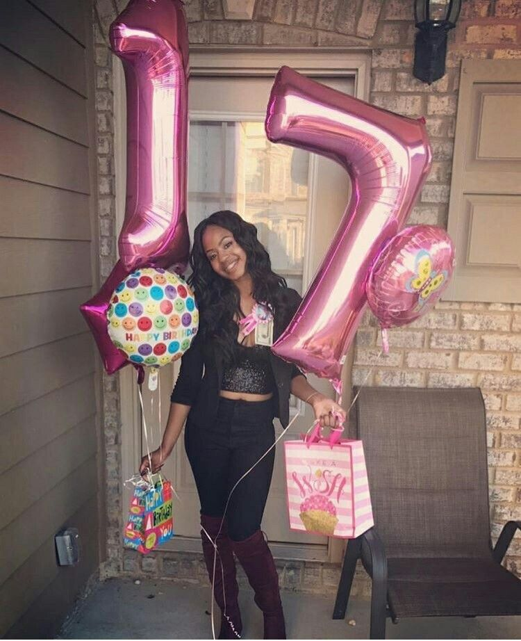 17 Squad Year Olds Birthday Outfits
