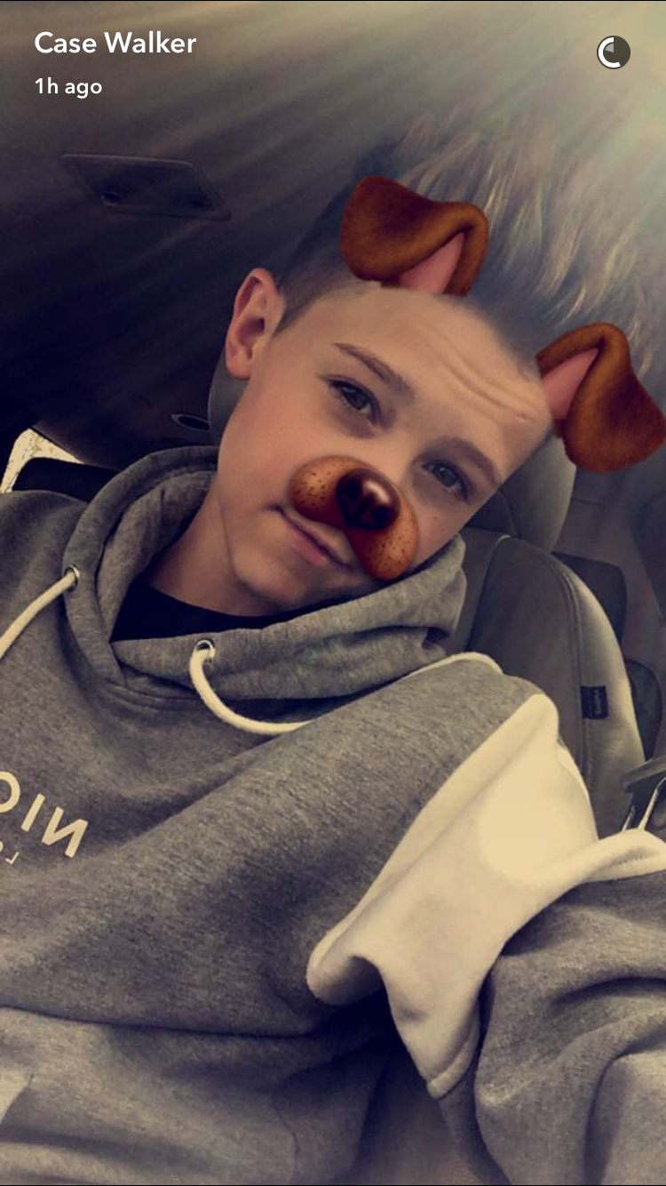 Cute 13 year old boy not famous