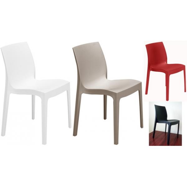 Sedie per interni e per esterni modello Rome. Sedie moderne ...