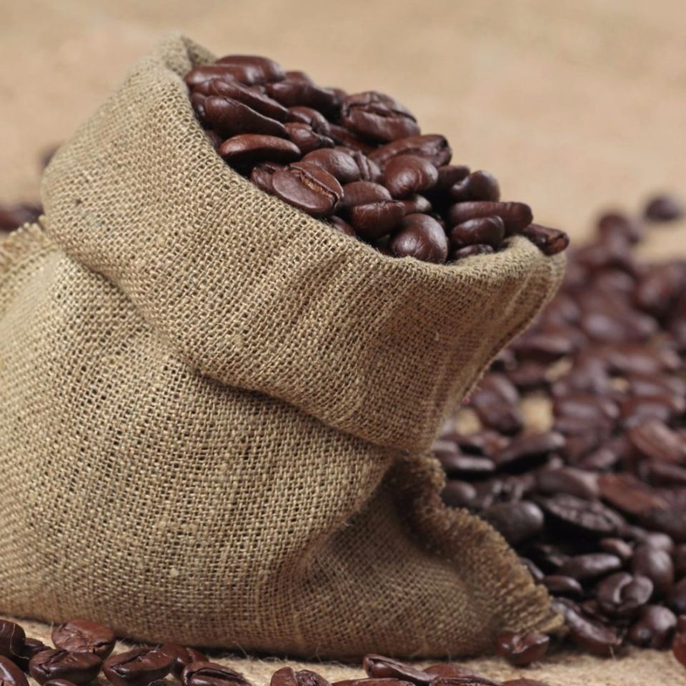 Coffee Bean Packaging 50kg Gunny Sack Bag Malaysia for Sale