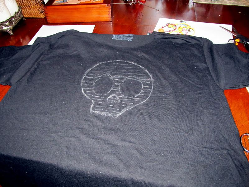 Welcome everyone, to my Project Re-Style day Today\u0027s Re-Style is - halloween t shirt ideas