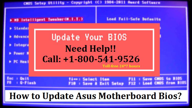 get Step-by-Step Guide to Update Asus Motherboard Bios by Asus