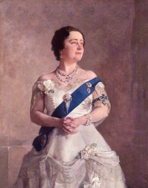 Blog of an Art Admirer: Sir Gerald Festus Kelly (1879-1972) British Portrait Painter