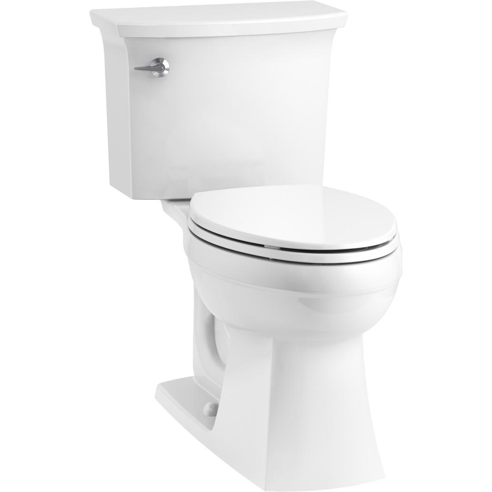 Kohler Elmbrook The Complete Solution 2 Piece 1 28 Gpf Single