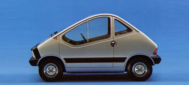 Fiat 1972 X1/23 concept