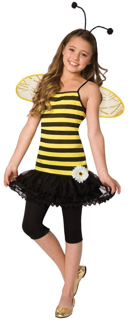 Sweet As Honey Tween Costume Halloween Costume Ideas Pinterest