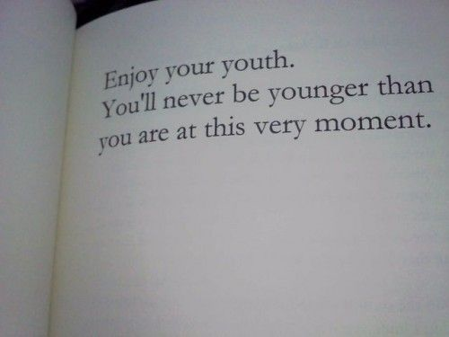 i am young