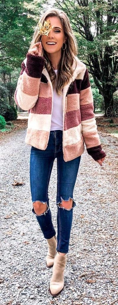 da58966b7f 45 Lovey Fall Outfits To Shop This Moment / 28 #Fall #Outfits ...