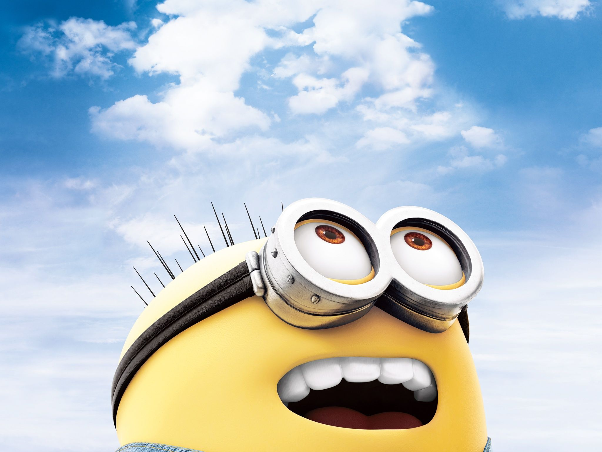 Minion In Despicable Me 2 2048x1536jpg 20481536