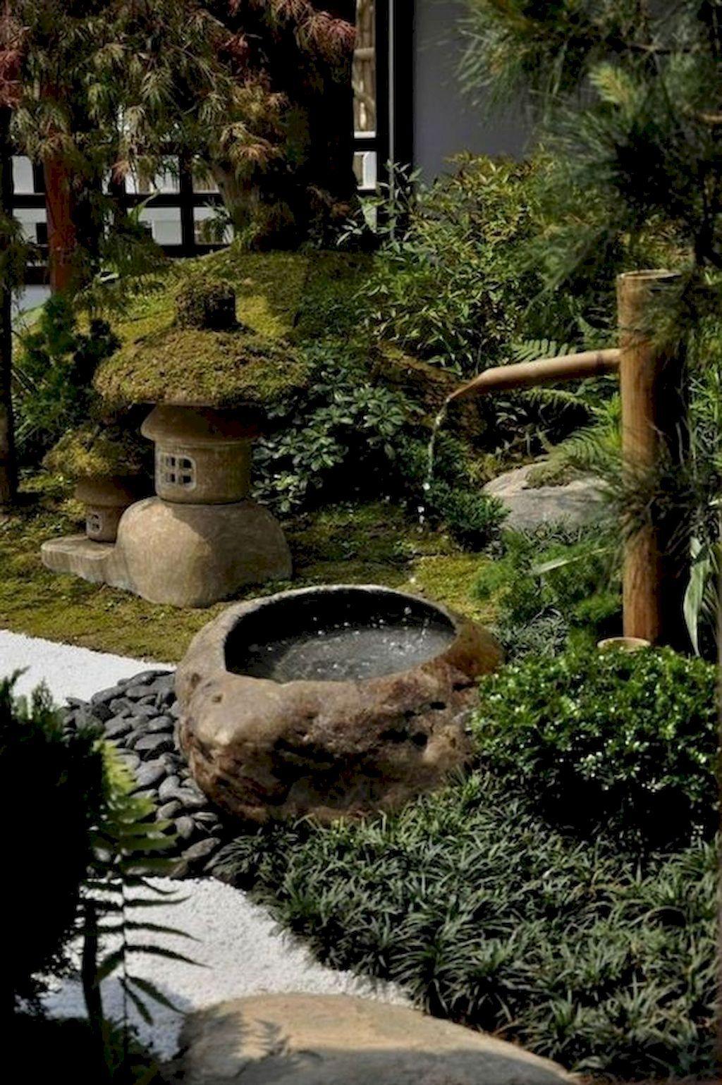 Epingle Par Ginette Gaston Sur Jardin Japonais Jardin Japonais