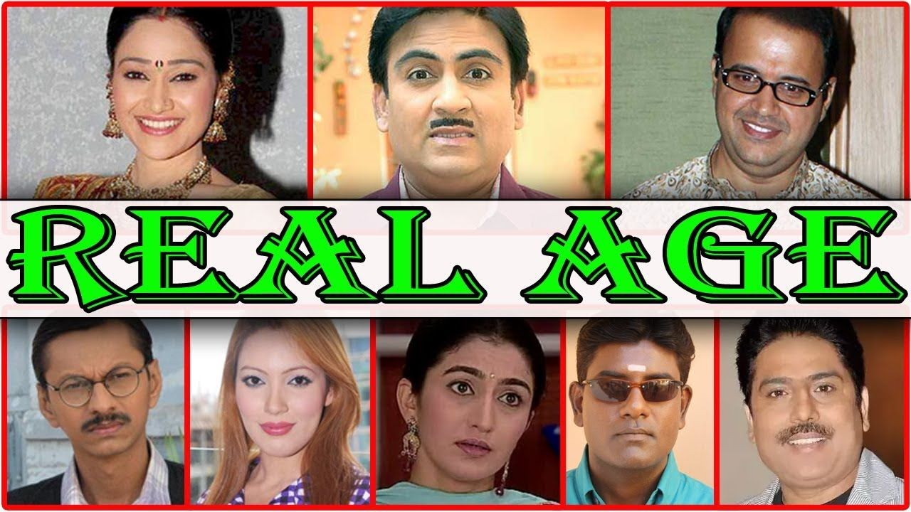 Tarak Mehta Cast Real Age | Babli Rawat | It cast, Movie