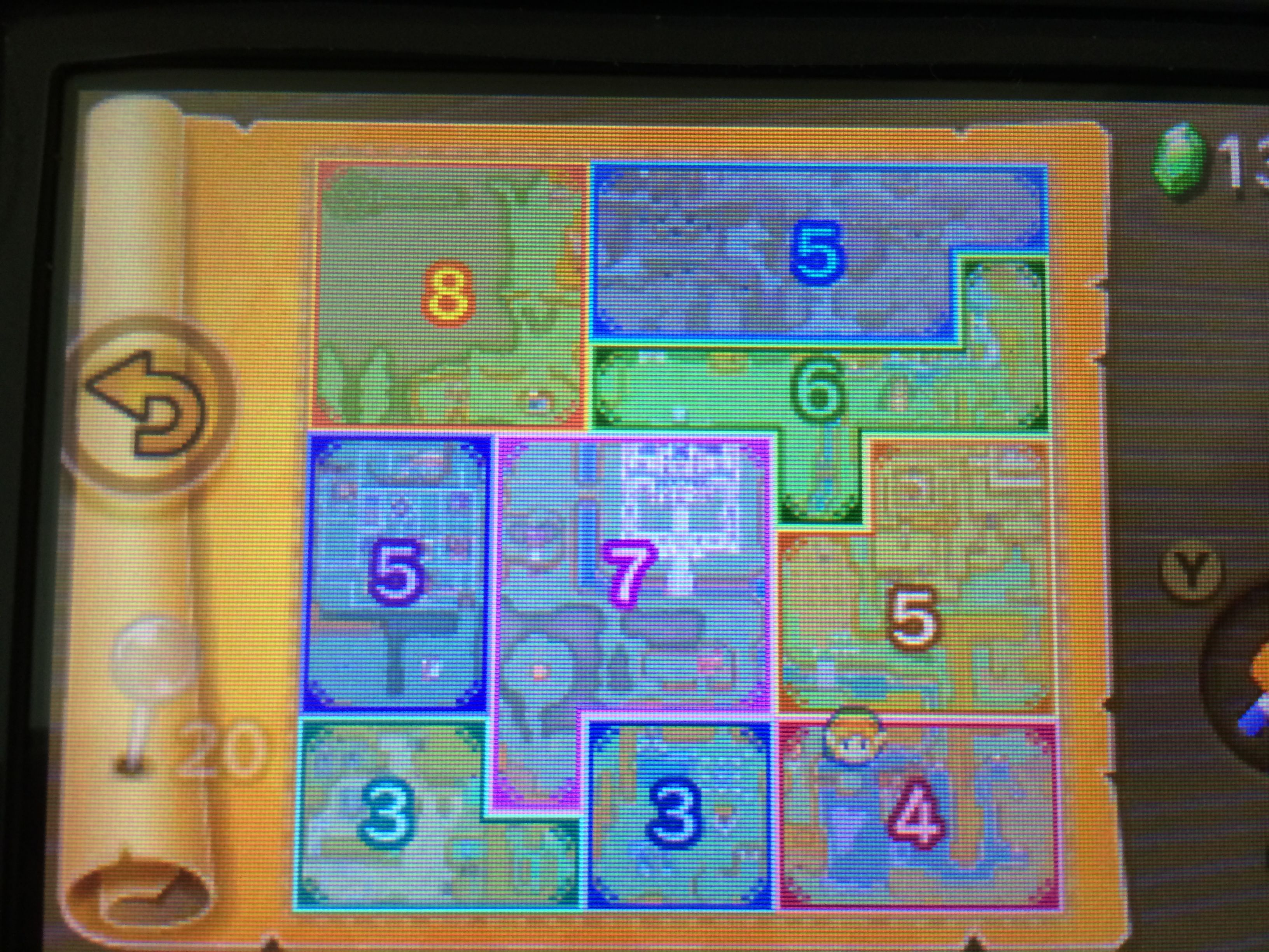 A Link Between Worlds map | Games from Nintendo