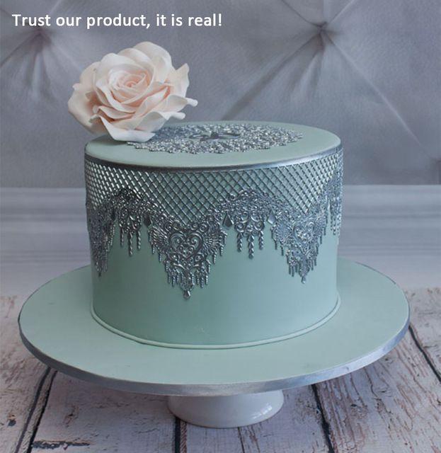 Heißer Verkauf Kuchen Werkzeug Matte Hochzeitstorte Dekoration - küche zu verkaufen