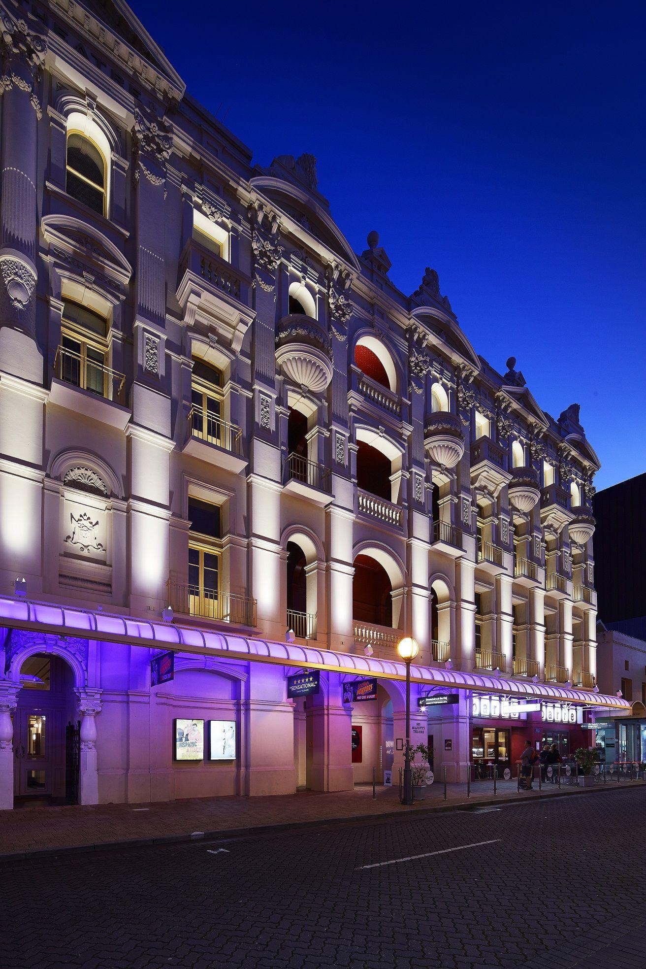 His Majesty S Theatre Perth West Australia Opera