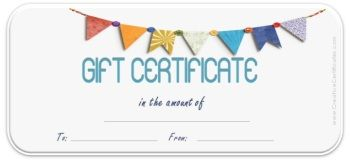 Birthday gift certificate templates gift certificate template birthday gift certificate templates gift certificate template pinterest gift certificate template gift certificates and certificate yadclub Gallery