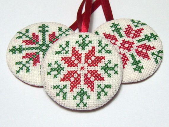 Felt ornaments · Val Laird: Free patterns for Christmas. Felt Patterns FreeHand  Embroidery ...
