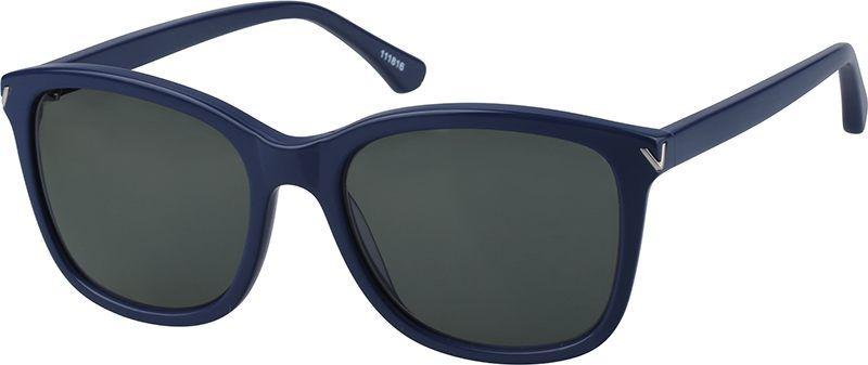 d6f93136cff Blue Premium Square Sunglasses  111816