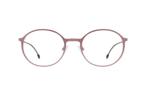 0f06cdb734 Rose Gold Round Glasses  3213119