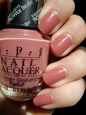 opi -- kreme de la kremlin.  love this color!!