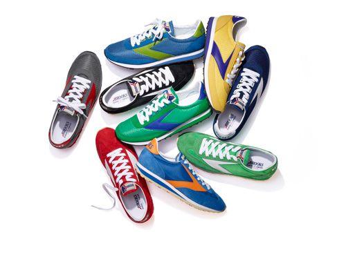 Heritage Footwear Collection @Brooks Running DE
