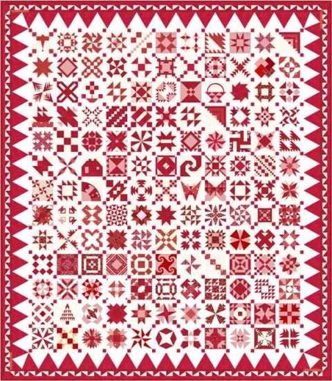 Free midget quilt block patterns