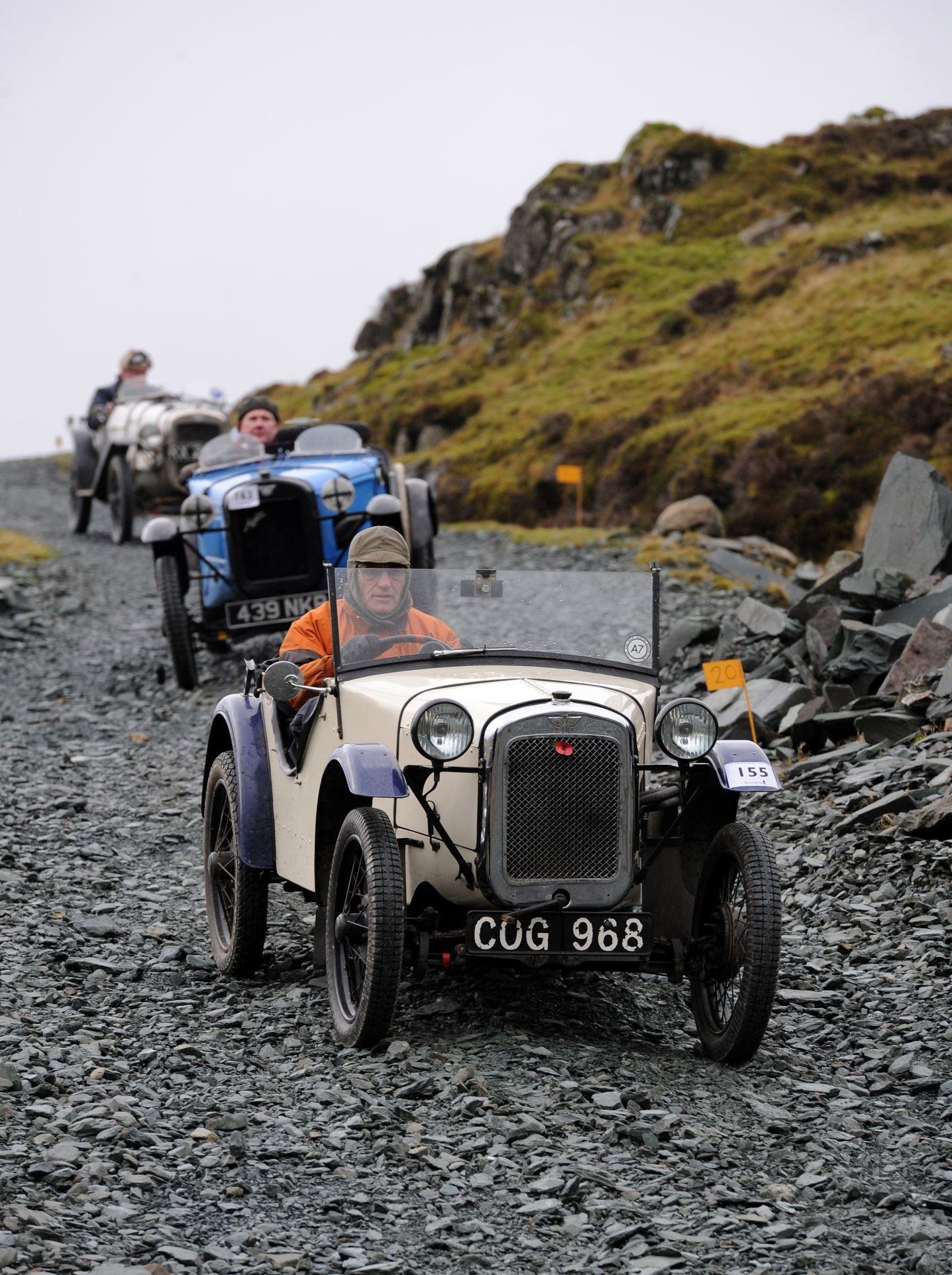 Paixão vintage: carros que marcaram época