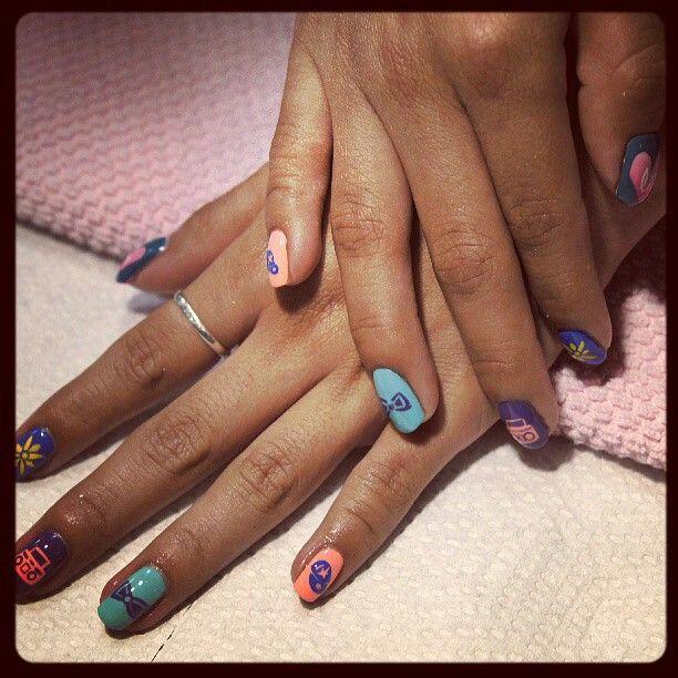 Little Mix Nails