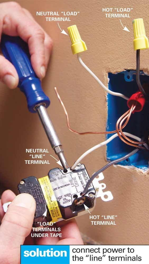 27 must know tips for wiring switches and outlets yourself  interrupter switch wiring house #9