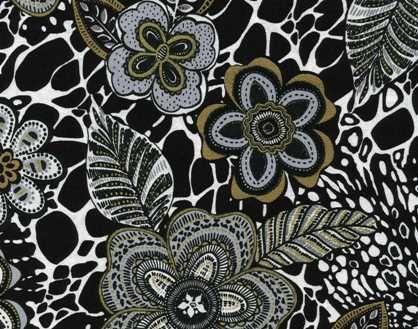 African Spirits: Flowers Novelty