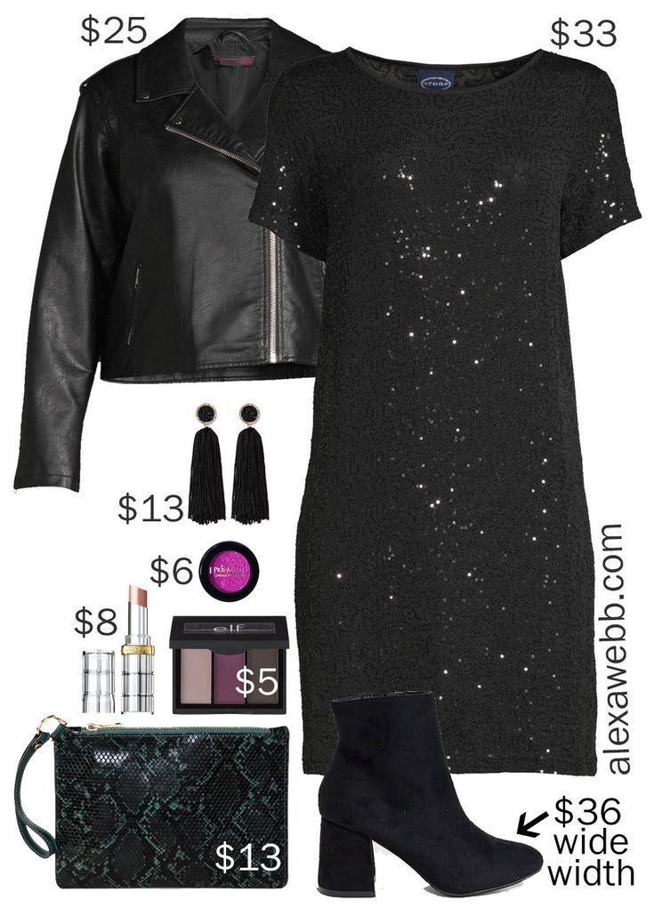 Plus Size on a Budget – LBD