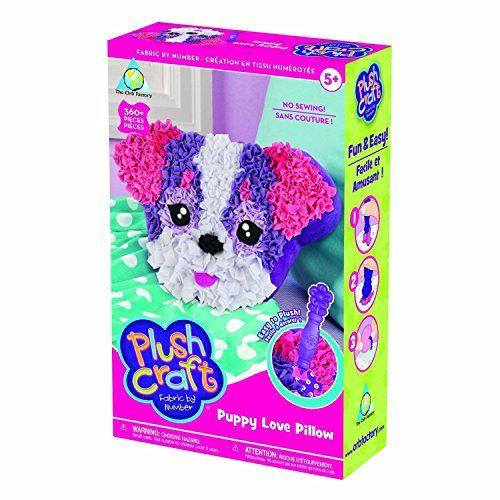 Plushcraft Puppy Love Pillow The Orb Factory Http Www Amazon Com Dp B00kgfbp6c Ref Cm Sw R Pi Dp 81gzub0p4rwcj Plush Craft Crafts Mosaic Crafts
