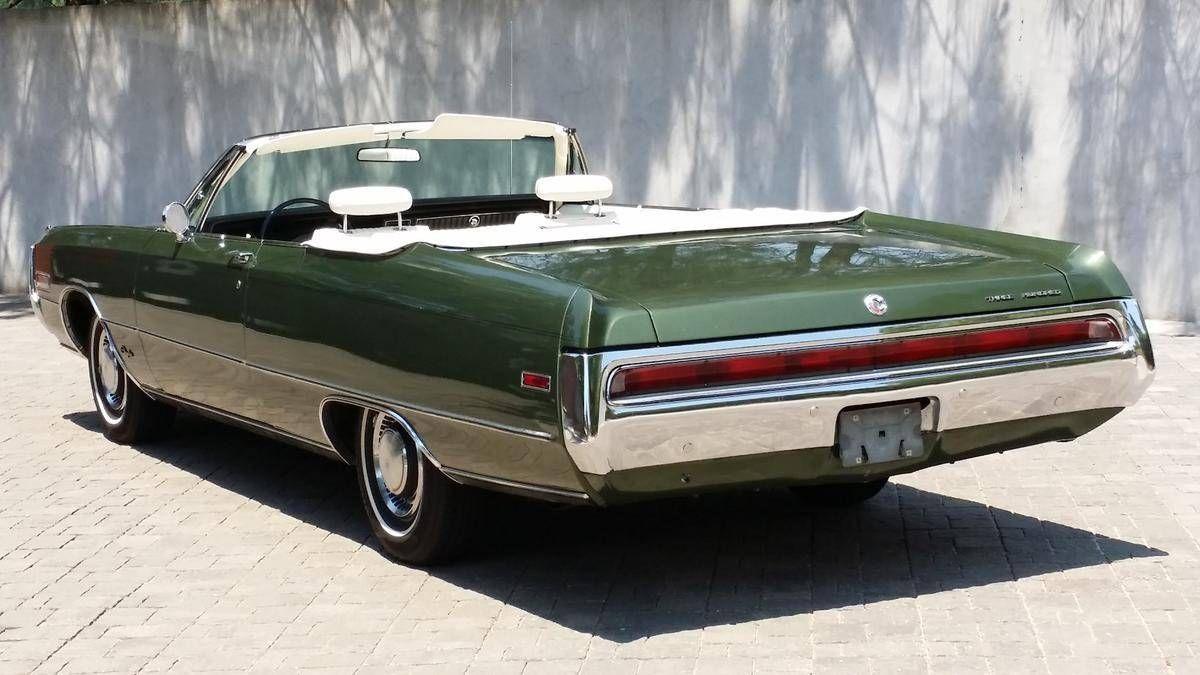 1970 Chrysler 300 Convertible For Sale: 1969 Chrysler 300 Convertible