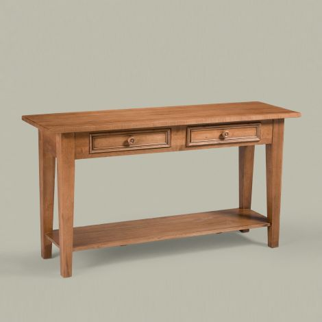 New Country By Ethan Allen Peter Sofa Table Furniture