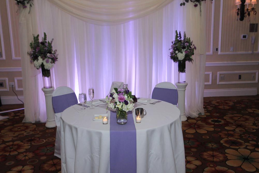 Weddings Gallery Maine Event Design Decor Bridal Show Booths Custom Maine Event Design And Decor