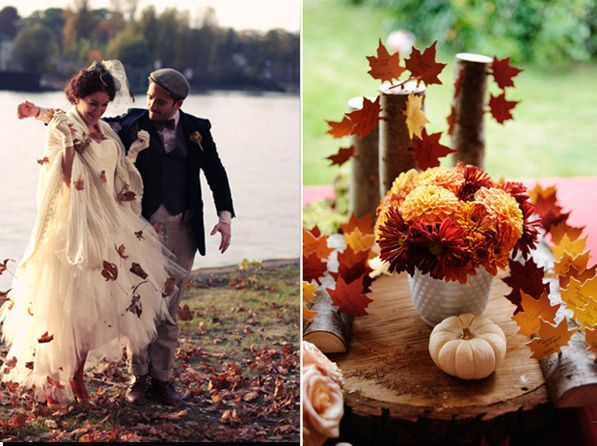 How are you going to plan your fall wedding theme weddings themed how are you going to plan your fall wedding theme httpwww junglespirit Images