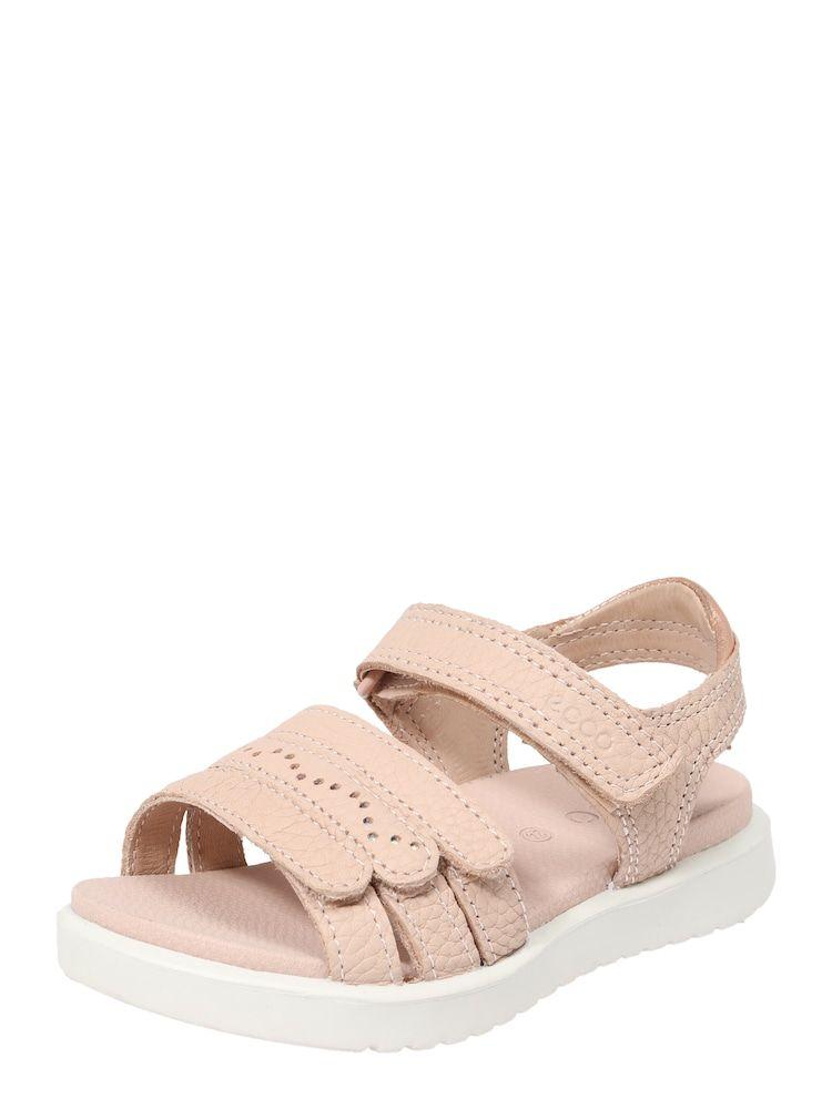 ECCO Sandale 'Flora' Mädchen, Rosa, Größe 32 | Ecco sandalen