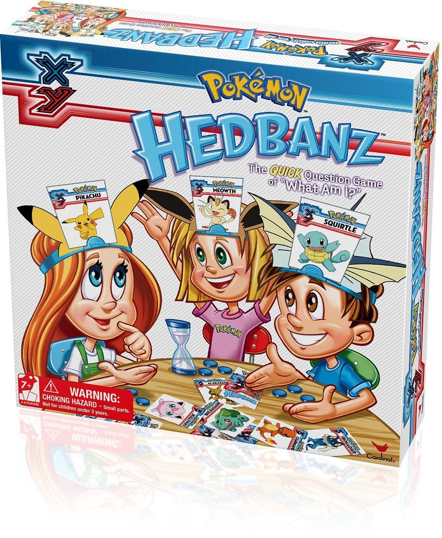 Pokemon xy hedbanz card game tinleighus ideas pinterest