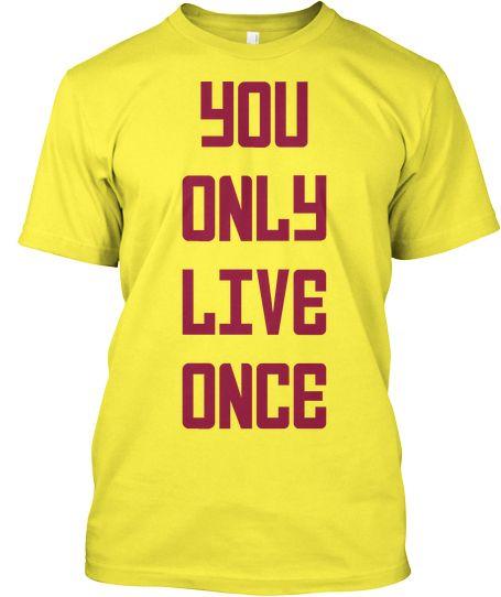 YOLO Limited Edition Tshirts Shirts, T shirt, Yolo