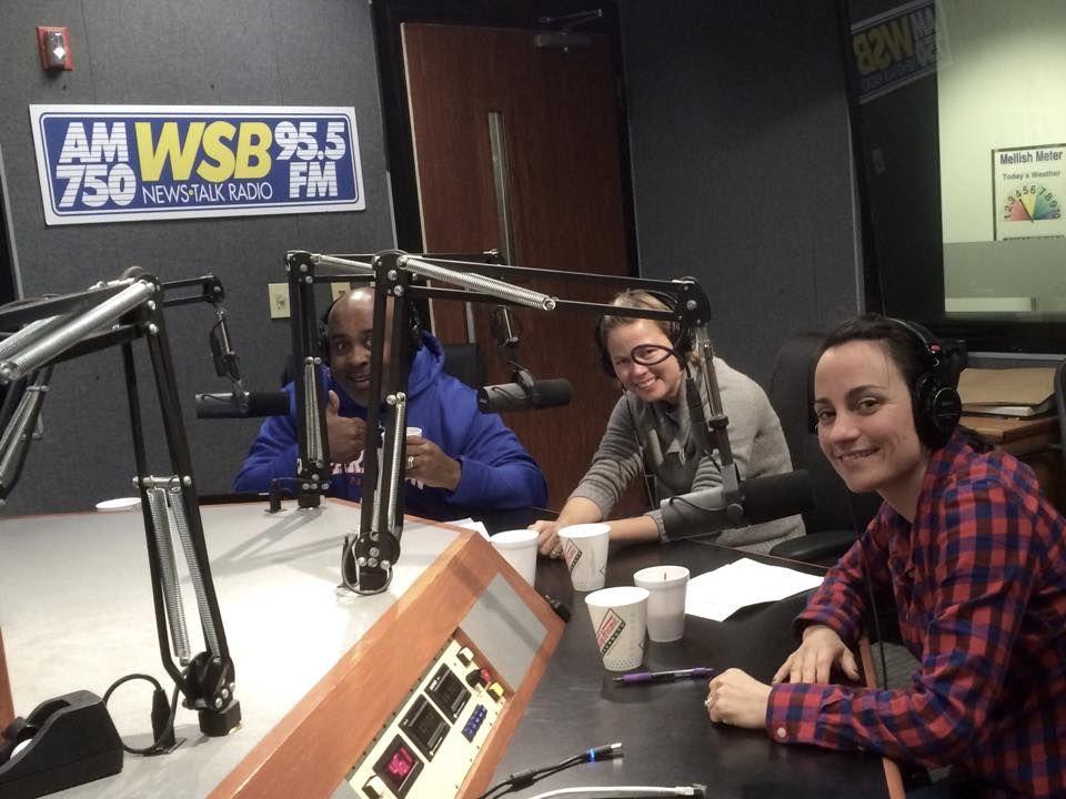 Drs  Will, McColgan, & Stacy on 750AM & 95 5FM WSB radio