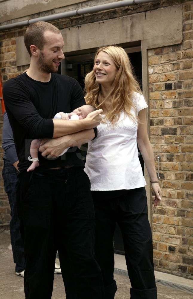 Gwyneth Paltrow: Gwyneth Paltrow and husband Chris Martin ...