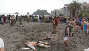Almuñécar vivió un intenso fin de semana de Cultura Clásica