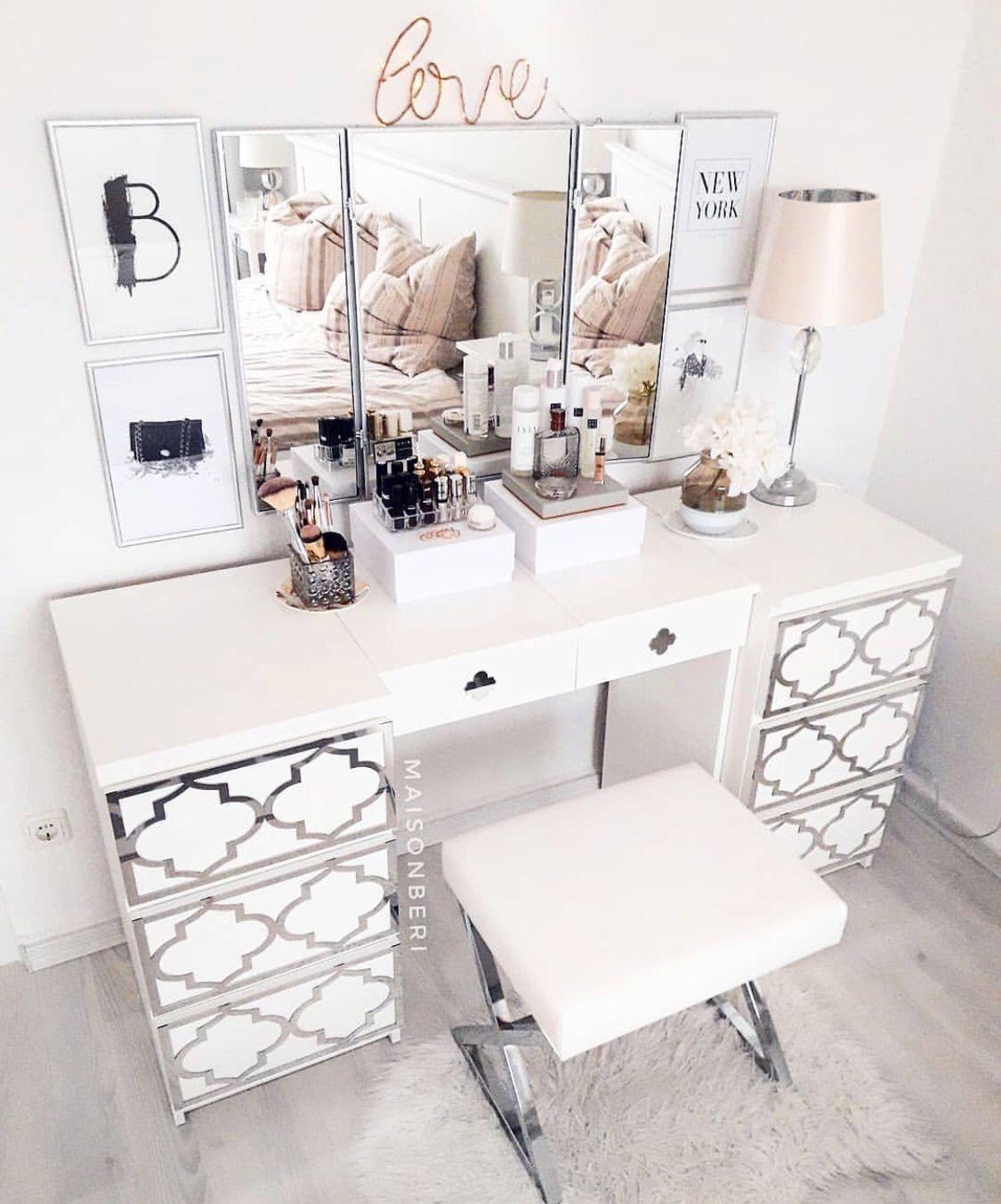 Fabulous Vanity Table Ideas