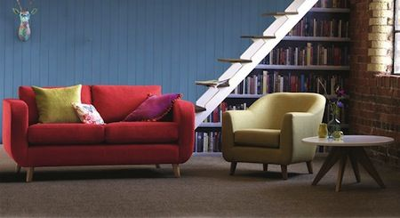 Living Room Ideas Home Accessories Furniture Marks Spencer Love The Feel And Colours Fun To This Clever Shelving Idea Too