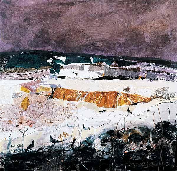 Christine Woodside, Threatening Storm, Fife