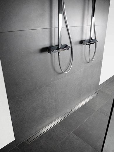 Walk In Wet Room Designs: Bespoke Drains - Over 1.2m