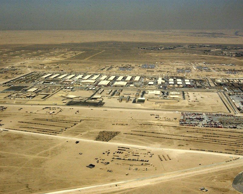 camp arifjan Camp Arifjan, Kuwait Travel locations