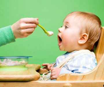 Image result for no solid food for baby