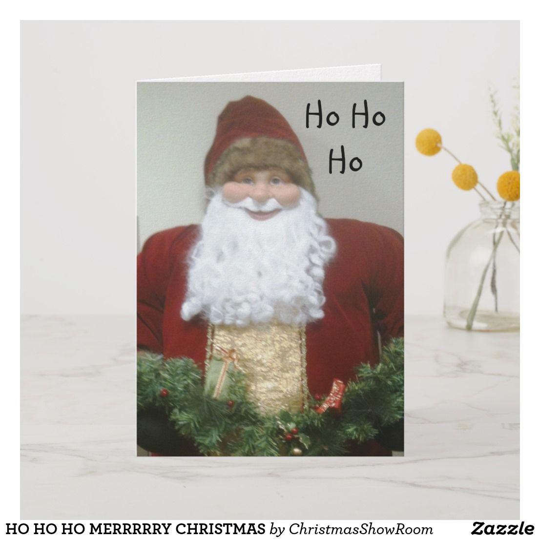 Ho ho ho merrrrry christmas newlywed christmas