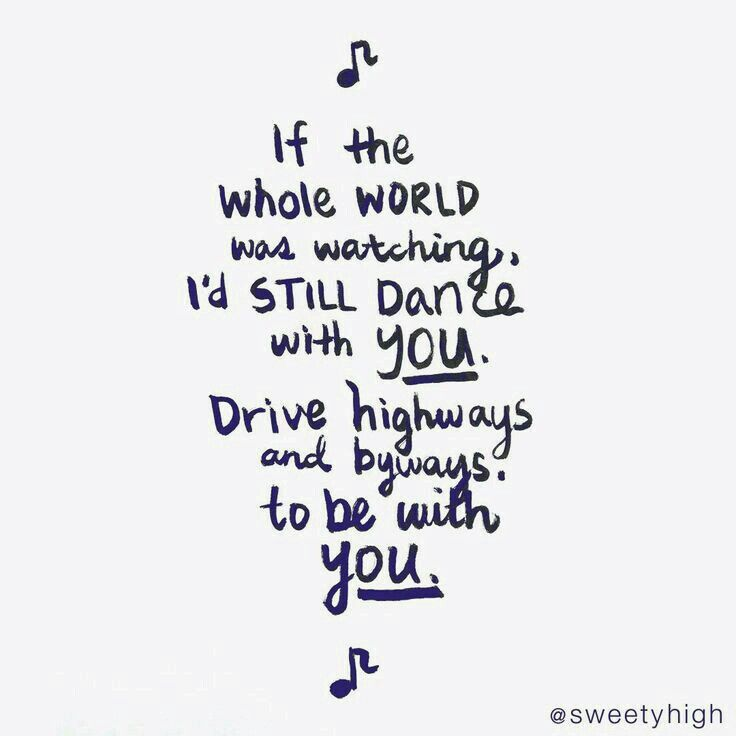 Oh My Gosh I Freaking Love This · Love Song Lyrics QuotesDance ...