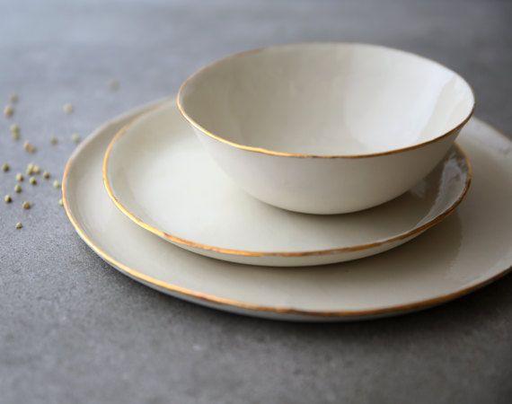 Pottery Plates Pottery Bowl Dinner Set Soup Bowl Dinner Plates